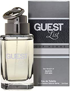 Mirage Diamond Collection Guest List EDT, 100ml