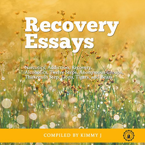 Recovery Essays cover art