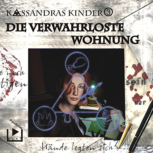Die verwahrloste Wohnung     Kassandras Kinder 3              By:                                                                                                                                 Katja Behnke                               Narrated by:                                                                                                                                 Marco Göllner,                                                                                        Andreas Ulrich,                                                                                        Karen Schulz Vobach,                   and others                 Length: 1 hr and 16 mins     Not rated yet     Overall 0.0