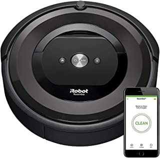 iRobot Roomba E5 Robotic Vacuum Cleaner - Charcoal