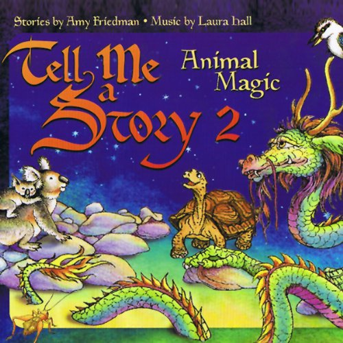 Tell Me A Story 2 audiobook cover art