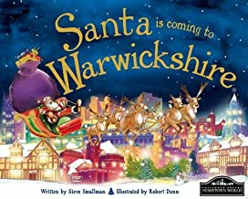 Santa is coming to Chester by Steve Smallman (2014-09-01)