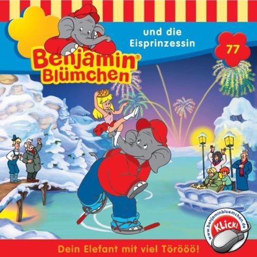 Benjamin und die Eisprinzessin Titelbild