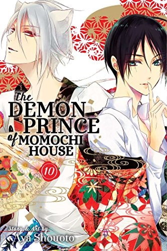 The Demon Prince of Momochi House, Vol. 10 (10)