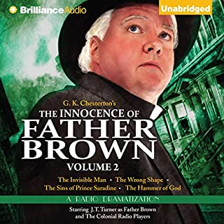 The Innocence of Father Brown, Volume 2 cover art