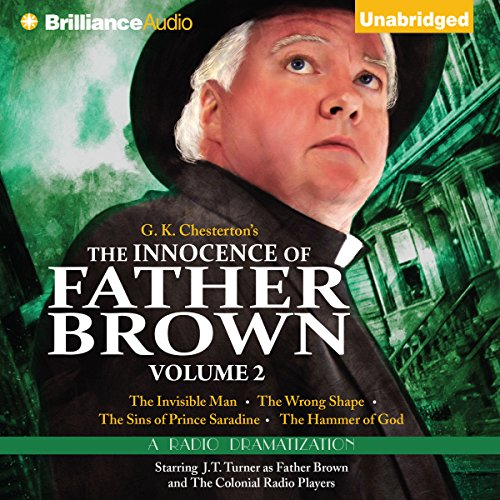 The Innocence of Father Brown, Volume 2 audiobook cover art