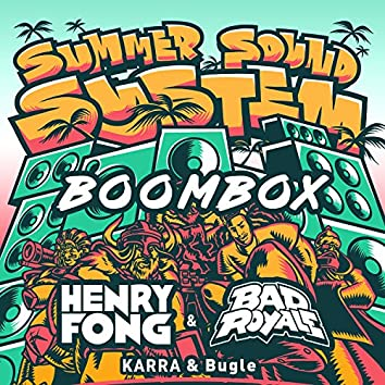 Boombox (feat. KARRA & Bugle)