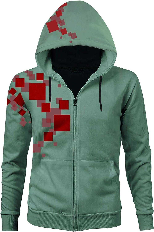 Amazon.com: CosplayCos Danganronpa Nagito Komaeda Jacket Danganronpa 2 Nagito Cosplay Costume: Clothing