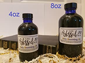 the anointing oil exodus 30