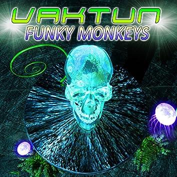 Vaktun - Funkey Monkeys EP