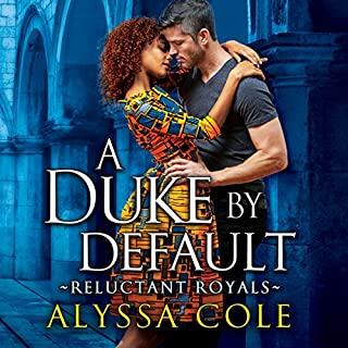 A Duke by Default cover art