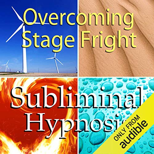 Overcoming Stage Fright Subliminal Affirmations cover art