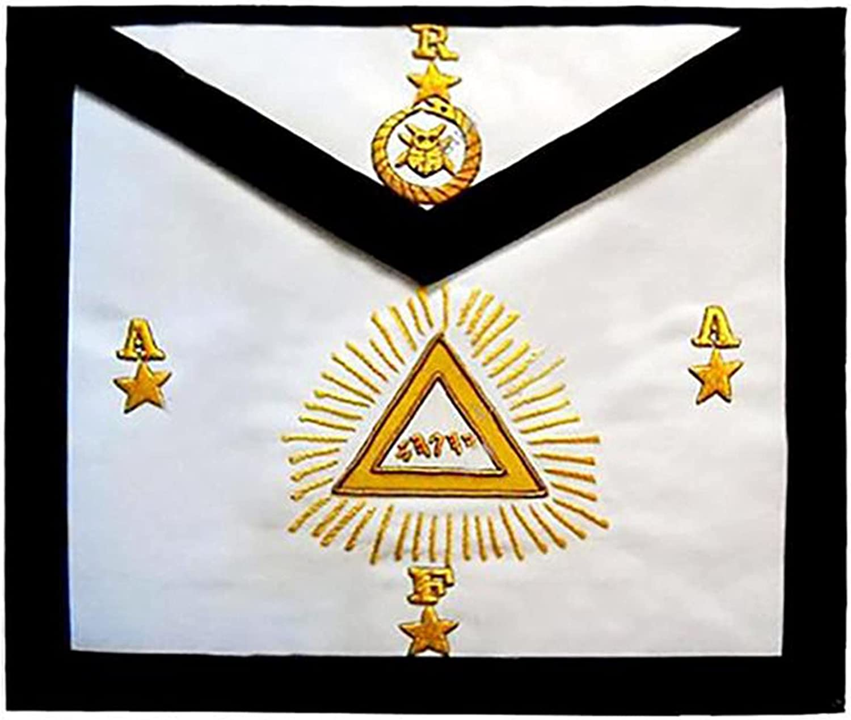 Masonic Scottish Rite Masonic Apron - AASR - 25th Degree