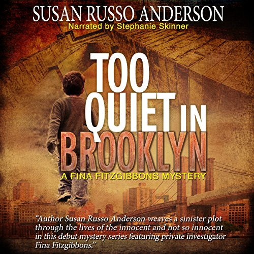 Too Quiet in Brooklyn cover art