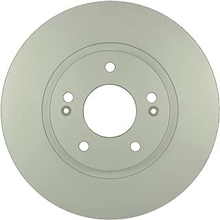 Bosch 28010805 QuietCast Premium Disc Brake Rotor For 2001-2006 Hyundai Santa Fe; Rear