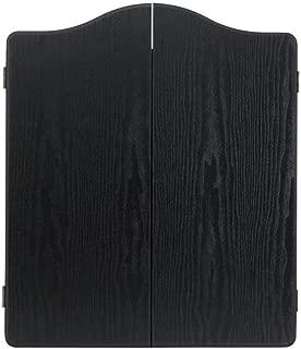 Winmau Black finish Darts cabinet