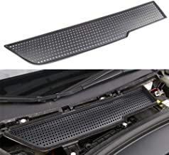Tesla Model 3 Air Inlet Cover Air Flow Vent Grille Protection (Keep leaves from clogging up)