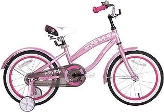HILAND 14,16 Inch Kids Bike Bicycle with Training Wheels,Kid's Beach Crusier Bike, Multiple Colors