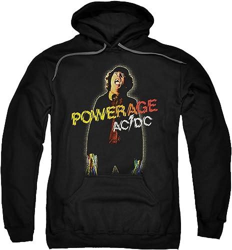 Générique AC DC - Sweat-Shirt à Capuche - Homme