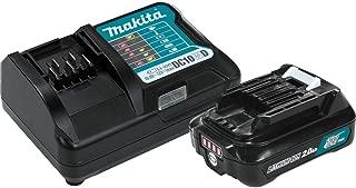 Makita BL1021BDC1 12V 2.0 Ah CXT Lithium-Ion Starter Pack