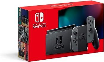 Nintendo Switch 32GB Console with Gray Joy Con