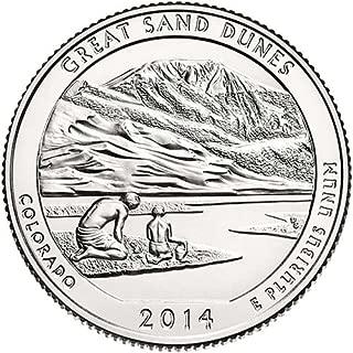 colorado great sand dunes quarter