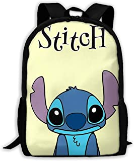 Custom Cool Stitch Casual Backpack School Bag Travel Daypack Gift