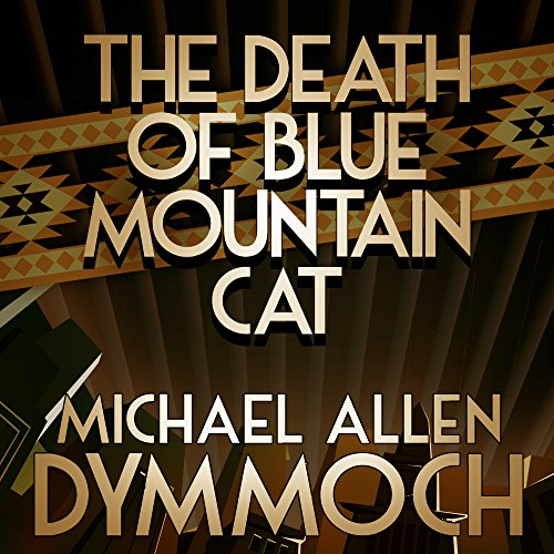 The Death of Blue Mountain Cat cover art