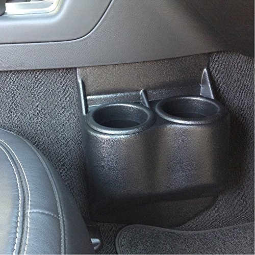 Corvette Cup Holder Travel Buddy : 1997-2004 C5 & Z06 (Dual Cup Holder)