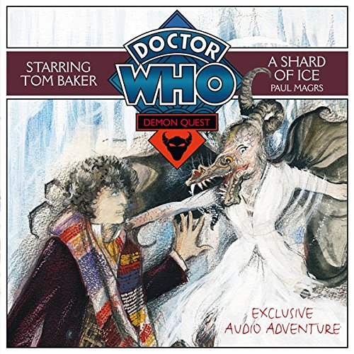 Doctor Who: Demon Quest 3 - A Shard of Ice cover art