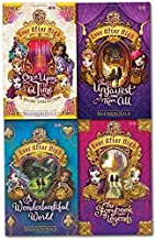 Shannon Hale Collection Ever After High 4 Books Set (The Storybook of Legends, the Unfairest of Them All, Once Upon a Time...