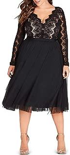 Best chic plus size dresses Reviews