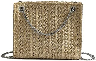 VogueZone009 Women's Shopping Blend Materials Bags Casual Crossbody Bags,CCABO221778