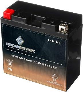 Chrome Battery YT14B-BS Chrome lead_acid_battery