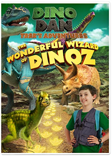 Dino Dan: The Wonderful Wizard Of Dinoz [Edizione: Stati Uniti] [Italia] [DVD]