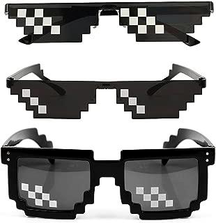 8 bit pixel sunglasses