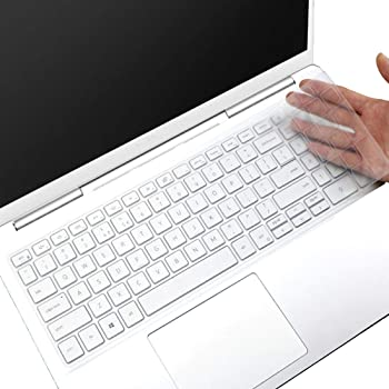 WYGCH English Keyboard Cover Compatible MacBook Pro 16 inch Keyboard Cover 2019 Release A2141 with Touch Bar Silicone Skin forApple 16 inch MacBook Pro Accessories,European Version