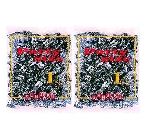 扇雀飴本舗 黒あめ 1kg ×2セット