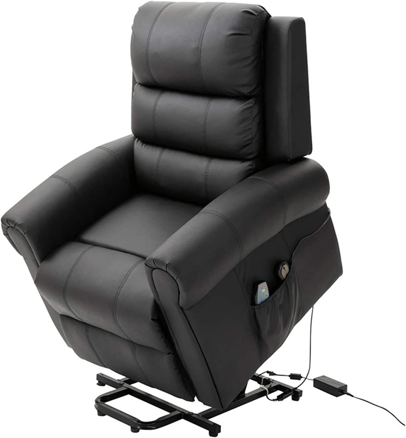 WSN Electric Power Lift Al sold out. Recliner Vibration for Elderly Chair unisex El