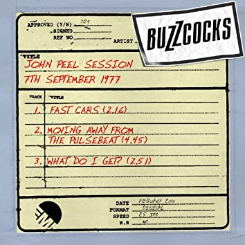 John Peel Session [7th September 1977]