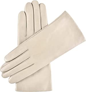 Fratelli Orsini Everyday Women's Italian Cashmere Lined Leather Gloves
