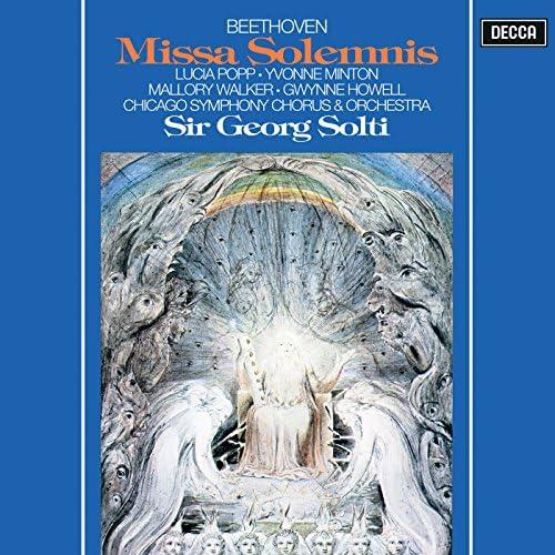 Sir Georg Solti, Lucia Popp, Yvonne Minton, Mallory Walker, Gwynne Howell, Chicago Symphony Chorus & Chicago Symphony Orchestra