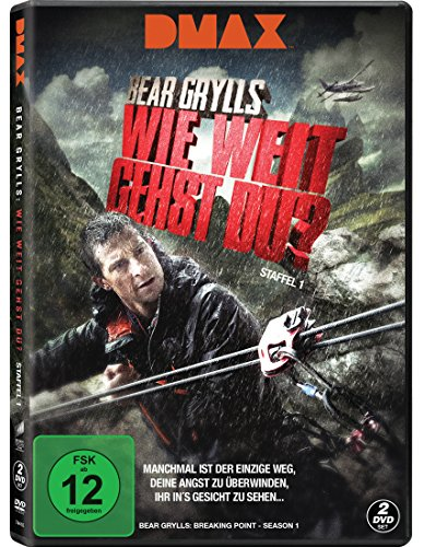 Bear Grylls: Wie weit gehst du?  -Season 1 (Discovery - 2 Discs)