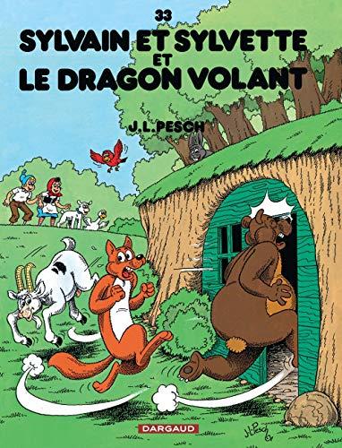 Sylvain et Sylvette, tome 33 : Le Dragon volant