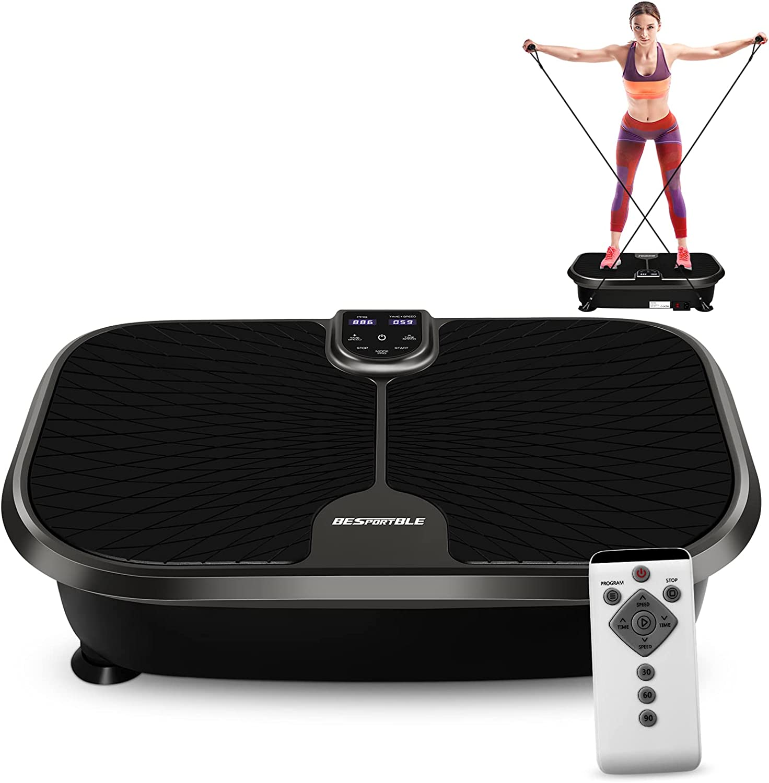 BESPORTBLE - B36 Fitness Vibration 5% OFF Cheap bargain Exe Workout Platform Machine