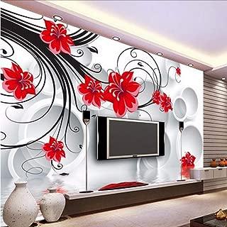 LSFHB Taj Mahal India Evening Mosque Photo 3D Wallpaper Mural Living Room Sofa Tv Wall Bedroom Wall Papers Home Decor-150X120Cm