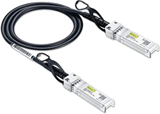 10Gtek for Cisco SFP-H10GB-CU1M,10GBASE-CU Direct Attach Copper Cable, Twinax Cable, Passive, 1-Meter
