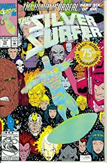 Silver Surfer #75 : Destruction (The Herald Ordeal - Marvel Comics)