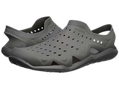 Crocs Swiftwater Wave (Slate Grey) Men