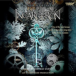 Incarceron audiobook cover art